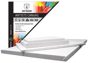 Artboard Canvas 3D Box Canvas - 5 x 7""