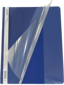 Bantex A4 Medium Weight Quotation Folder - Blue