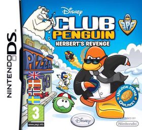 Club Penguin: Herbert's Revenge (ENG/Nordic) (NDS)