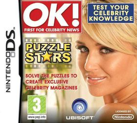 OK: Puzzle Stars (NDS)