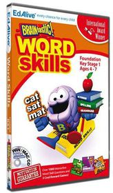 BRAINtastic! Word Skills KS1 (PC)