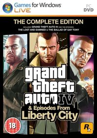 Grand Theft Auto IV Complete Edition (PC)