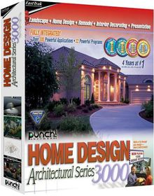Home Design Architectural Series 3000 (PC)
