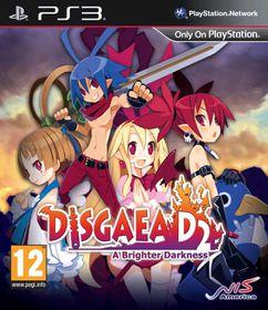 Disgaea D2 A Brighter Darkness (PS3)