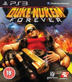 Duke Nukem Forever (BBFC) (PS3)