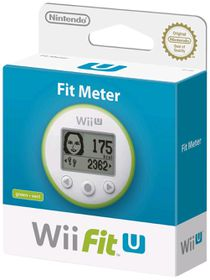 Wii Fit U Meter in Green (Wii-U)