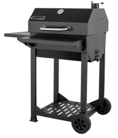 Megamaster - Sizzler Patio Charcoal Braai - Black