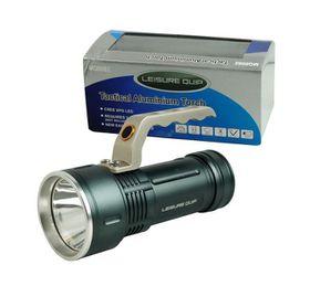 Moto-Quip - Tactical Aluminium Torch - 320 Lumens
