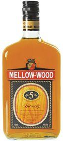 Mellow-Wood Brandy - 750ml