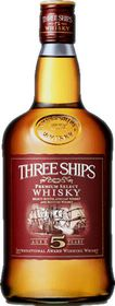 Three Ships - Premium Select 5 Year Old Whisky - 750ml