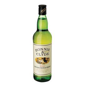 Bonnie & Clyde - Scotch Whisky - Case 12 x 750ml