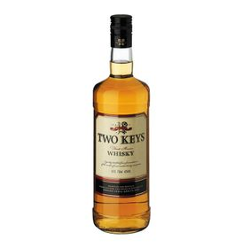 Two Keys Whisky - Case 12 x 1 Litre