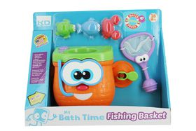My Bath Time Fish Basket