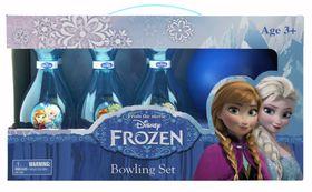 Frozen Bowling Set
