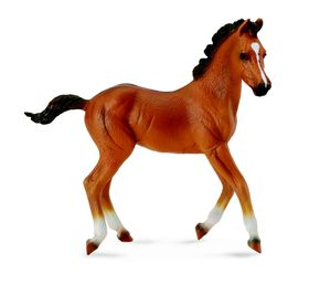 Collecta Horses-Quarter Horse Foal - Sorrel-M