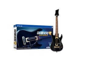 Guitar Hero Live (Stand Alone Guitar) (PS4)