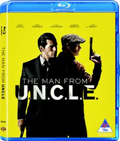 The Man From U.N.C.L.E (Blu-ray)