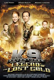 K9 Adventures - Legend of the Lost Gold (DVD)