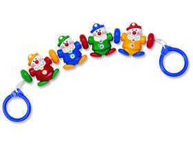 Tolo Little Clowns Pram Toy