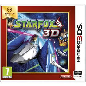 Star Fox 64 3D Select (3DS)