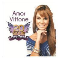 Amor Vittone - 20 Goue Treffers  (CD)