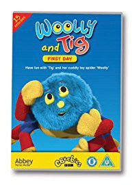Woolly And Tig: First Day (DVD)