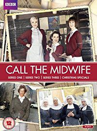 Call the Midwife - Series 1-3 (DVD)