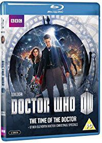 Doctor Who - The Time Of The Doctor (Blu-Ray)