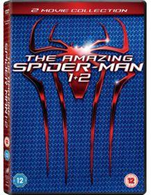 The Amazing Spider-Man 1-2 (DVD)