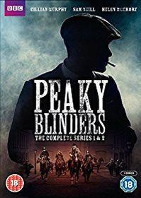 Peaky Blinders: Series 1 And 2 - Complete (DVD)