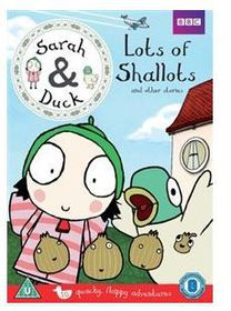 Sarah And Duck - Lots Of Shallots (DVD)