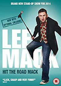 Lee Mack - Hit The Road Mack (DVD)