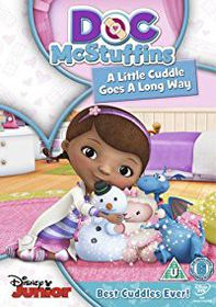 Doc McStuffins: A Little Cuddle Goes a Long Way (DVD)