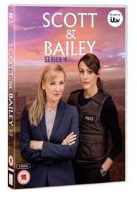 Scott And Bailey: Series 4 - Complete (DVD)