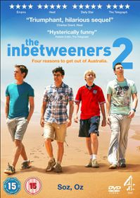 The Inbetweeners 2 (DVD)