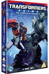 Transformers Prime - Series 2 - Complete (DVD)