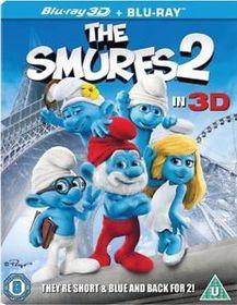 Smurfs 2 - 3D (Blu-ray)