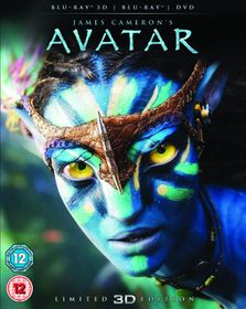 Avatar - Limited Edition (Blu-Ray)