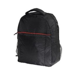Eco Corporate Laptop Backpack - Black with Red Trim