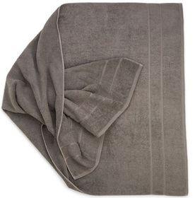 Terry Lustre - Hand Towel - Grey