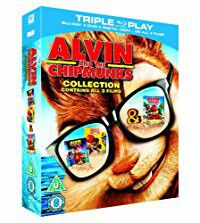 Alvin & The Chipmunks Collection (Blu-ray)
