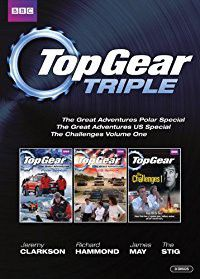 Top Gear Triple (DVD)