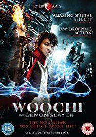 Woochi - The Demon Slayer (DVD)
