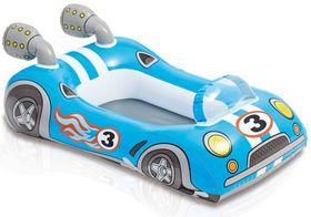 Intex - Boat - Pool Cruiser - Blue Racer