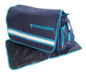 Eco - Diaper Sling Bag with Change Mat
