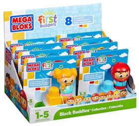 Mega Bloks 1st Builders Block Buddies Fig Tray (only 1 supplied)