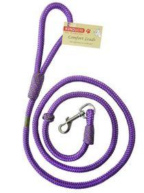 Kunduchi Comfort Clip Lead - Purple 1.6m