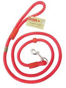 Kunduchi -  Comfort Clip Lead - Red - 1.6m