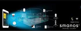 Smanos X300 Home Alarm System