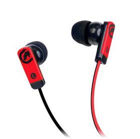 Ecko Zone Stereo In Ear Headset - Red
